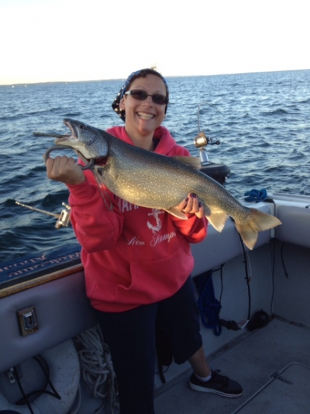 Photos of lake ontario fishing charters for salmon and for Lake ontario salmon fishing charters