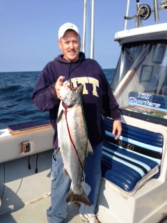 Lake Ontario Area Charter Photos with TSI Charters - tsi-charters-salmon-fishing-owsego.jpg