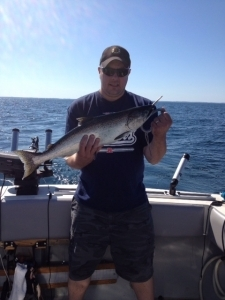 Lake Ontario Area Charter Photos with TSI Charters - photo3 (5)