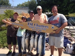 Lake Ontario Area Charter Photos with TSI Charters - photo w (5)