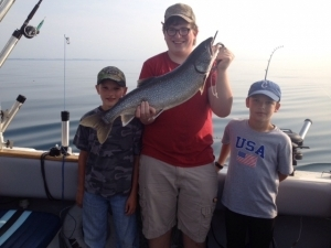 Lake Ontario Area Charter Photos with TSI Charters - photo1.jpg