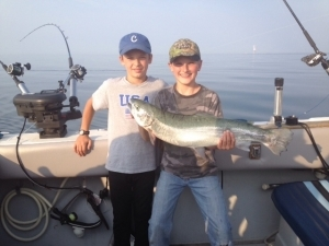 Lake Ontario Area Charter Photos with TSI Charters - photo2.jpg