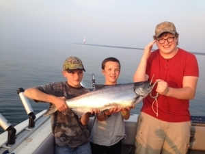Lake Ontario Area Charter Photos with TSI Charters - photo3.jpg
