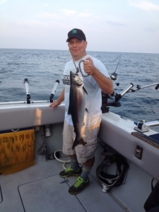 Lake Ontario Area Charter Photos with TSI Charters - photodr1 (1)
