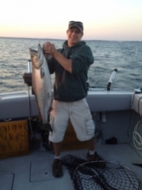 Lake Ontario Area Charter Photos with TSI Charters - phototf1 (1)
