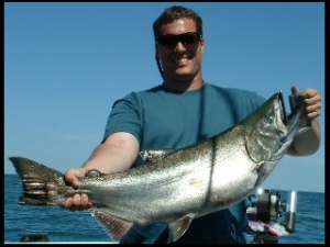 Lake Ontario Area Charter Photos with TSI Charters - slideshow fuji salmon copy.jpg
