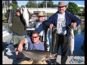 Lake Ontario Area Charter Photos with TSI Charters - slideshow group copy.jpg